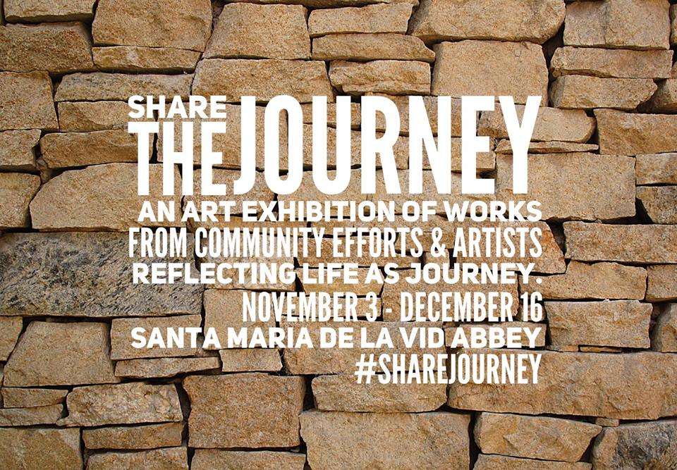 """Share the Journey"" With Us!"