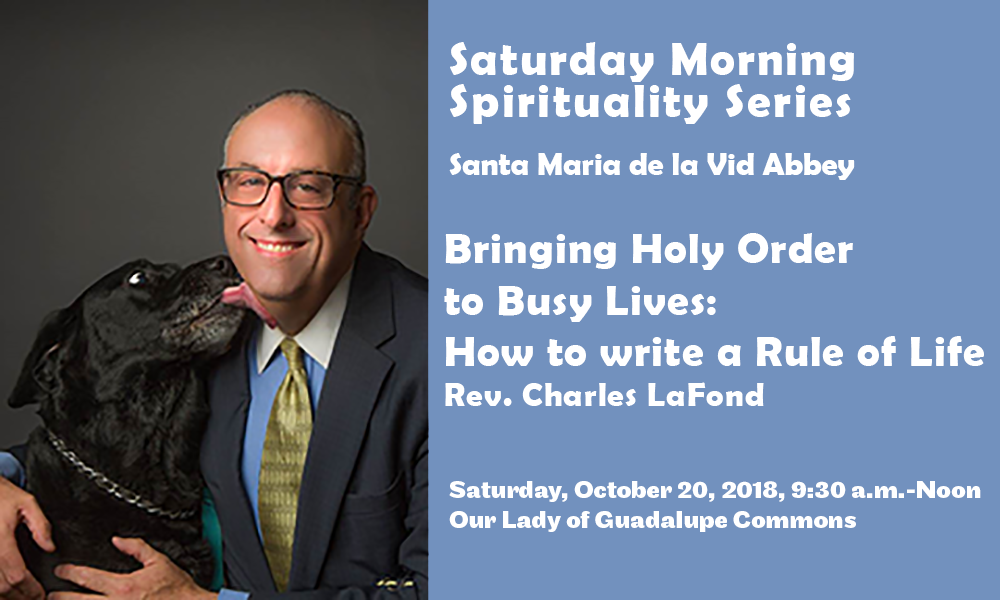 Saturday Morning Spirituality Series