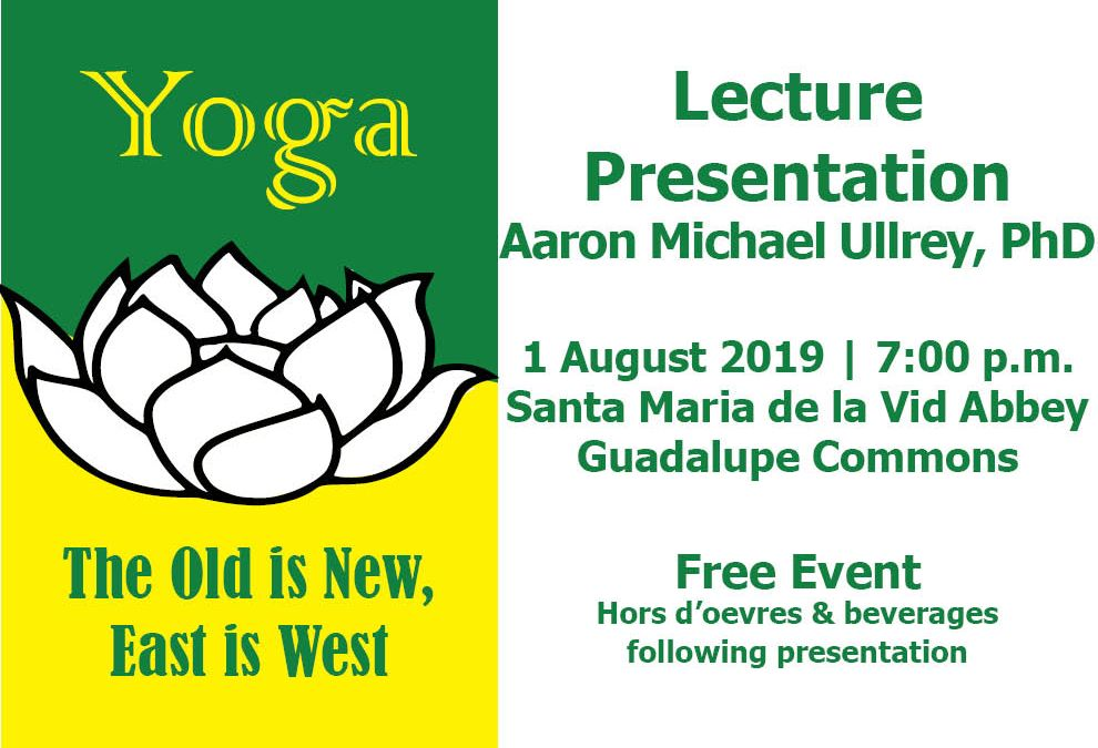 Yoga Presentation and Lecture
