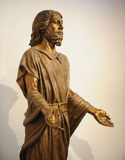 Statue of Saint John the Baptizer